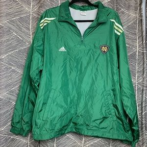 Adidas • Notre Dame Track Jacket